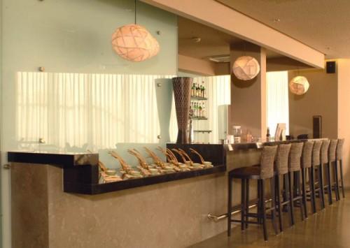 """מסעדת הגורמה של מלון ספא שיזן - """"שיזן בר"""""""