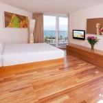 מלון יו קורל ביץ' קלאב אילת - חדר דלוקס